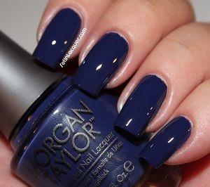 Morgan Taylor Super Ultra Violet Nail Polish