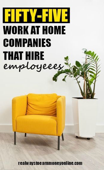 55 Companies Work at Home Companies That Hire You as an Employee