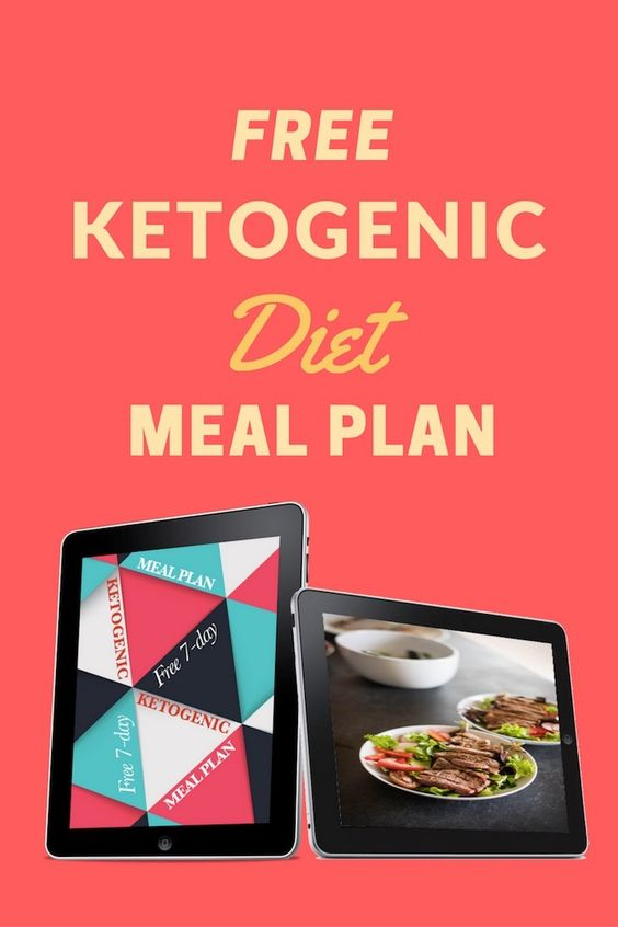 Free Ketogenic Diet Meal Plan - Includes Recipes and Nutritional Data