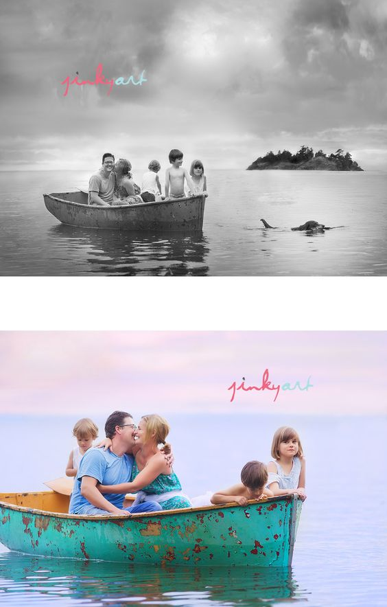 great family shots