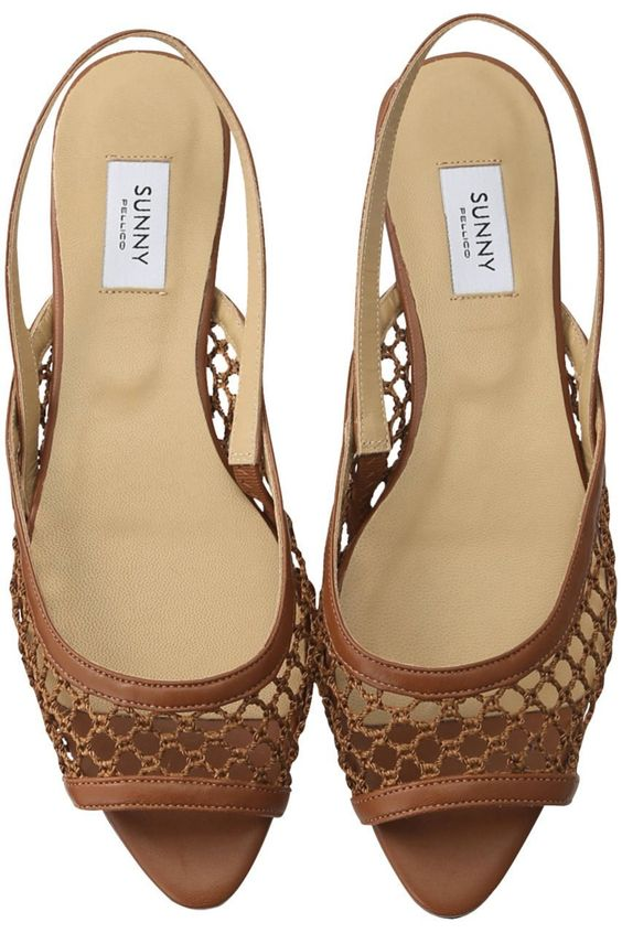 58 Summer Shoes You Should Already Own shoes womenshoes footwear shoestrends