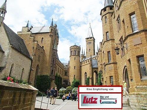 Burg Hohenzollern Stammsitz Preussischer Hochadel Konigshaus Handwerker Schreiner Suchen Hechingen Tubingen Bau Karlsruhe Hechingen Freiburg