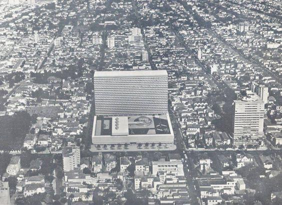Projeção - Conj Nacional, Paulista