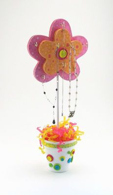 For the girls: Flower Pot, Birthday Parties, Girls Party, Daughters Room, Birthday Party