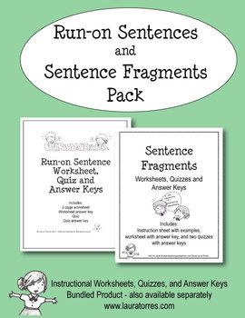 Sentence Fragments Worksheet - Complete PDF Ebook Search ...