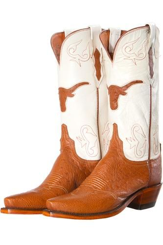 University Co-op Online | Ladies Exclusive Student Government Lucchese Boots