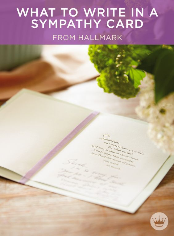 what do i write in a sympathy card Emily post advises on funeral thank-you notes: a sympathy thank-you note expresses appreciation to writing a note to each and preprinted sympathy cards.