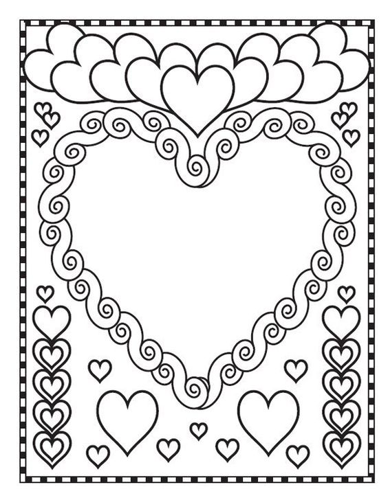 saint valentine's day art and craft
