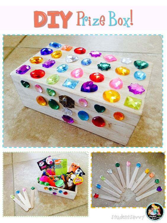 Classroom Prize Ideas : Prize box in the classroom and on pinterest