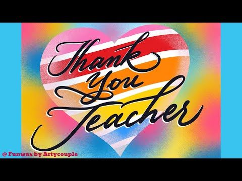 Happy Teachers Day Heart Drawing Teacher Day Greeting Sketch And Calligraphy For Kids Y Teachers Day Greetings Calligraphy For Kids Happy Teachers Day Card