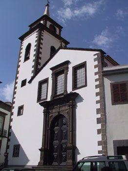 Igreja de Sao Pedro Funchal