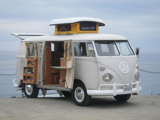 Buses Bare Essentials And Volkswagen On Pinterest