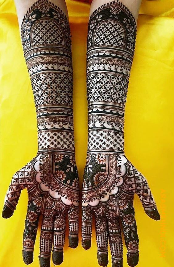 New Bridal Mehndi New Best Mehndi Design