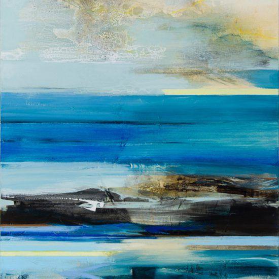Galerie Schemm Katharina Lichtenscheidt Abstrakte Malerei Abstrakte Landschaften Abstrakt
