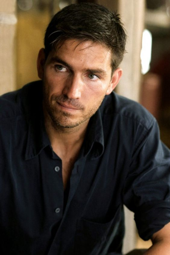 Jim Caviezel-- I don't even care that he's twice my age. He's hot and Catholic!