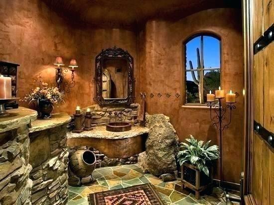 Southwestern Bathroom Decor Luxurylife Luxurylifestyle Luxuryhomes Southwestern Decorating Southwest Decor Natural Home Decor