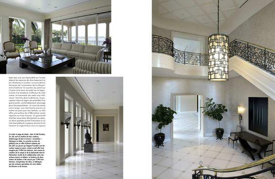 Le Plus Beaux Interieurs, December 2013 January - February 2014
