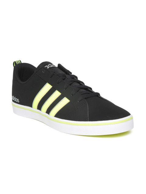 Buy Adidas Men Black VS PACE Sneakers - Casual Shoes for Men ...