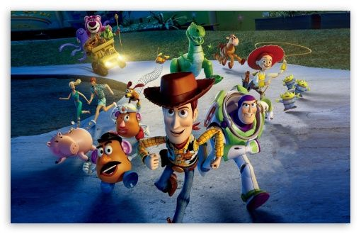 Toy Story 3 Great Escape Hd Wallpaper For 4k Uhd Widescreen