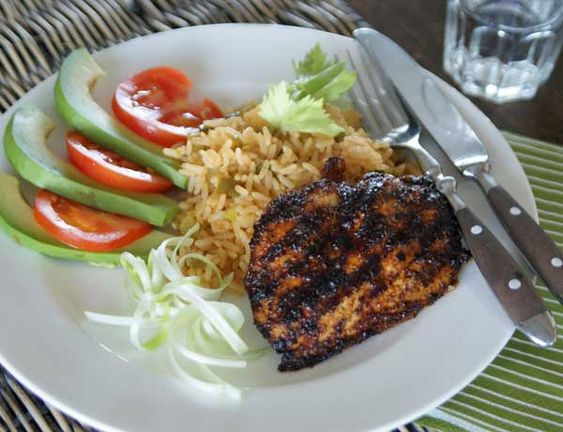 Blackened Chicken (