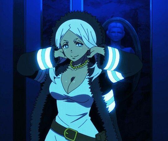 Princess Hibana Fire Force Princess Hibana Black Anime Characters Anime Anime Characters