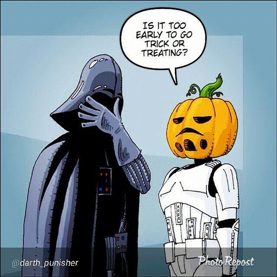 Happy Halloween Everyone!! photo credit to @darth_punisher. #Halloween #beardedwolffe◼◼ #blackdeathcrew #bDC257 #bobafett #jangofett #theclonewars #stormtrooper #tiepilot #scouttrooper #darthvader #starwarsart #art #obiwankenobi #anakinskywalker #hansolo #anewhope #theclonewars #darthmaul #yoda #captainrex #commandercody #501stLegion #501st #mandomercs #mandalorian. #toyphotography #collectibles #selfiestick