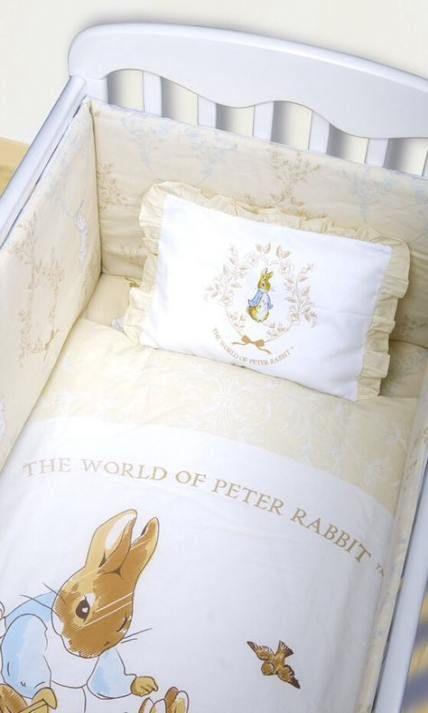 19 Ideas Baby Nursery Peter Rabbit, Peter Rabbit Baby Boy Bedding