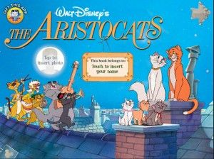 The Aristocats : Classic Storybook App for the iPad, iPhone and iPod Touch
