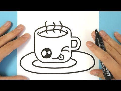 Videotuto Comment Dessiner Une Tasse De Chocolat Chaud Kawaii Chaud Chocolat Comment Dessiner Kawaii Tasse Ht Comment Dessiner Dessin Chocolat Kawaii