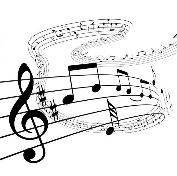 jazz musical notes - Google Search | Muziek | Pinterest | Jazz ...
