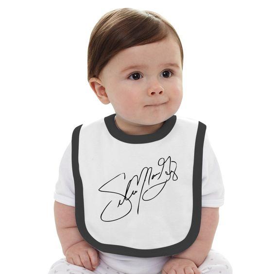 Gomez Signature Baby Bib