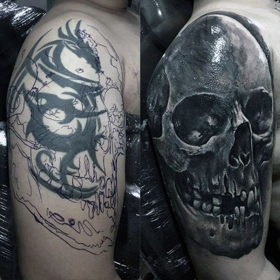 Top 59 Cover Up Tattoo Ideas 2020 Inspiration Guide Cover Up Tattoos For Men Cover Up Tattoos For Men Arm Tribal Tattoo Cover Up