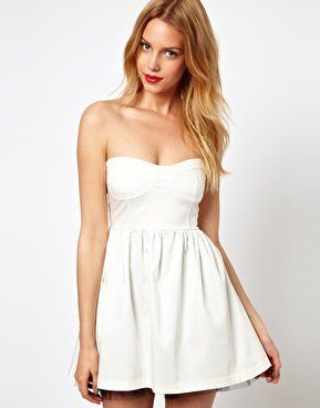 #asos                     #love                     #Love #Ballerina #Dress #asos.com                   Oh My Love Ballerina Dress at asos.com                                        http://www.seapai.com/product.aspx?PID=1357436