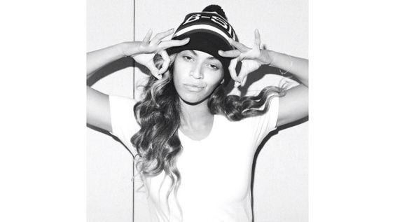 Instagram Photos of the Week: Beyoncé Gets Gangsta | Beyoncé @baddie_bey
