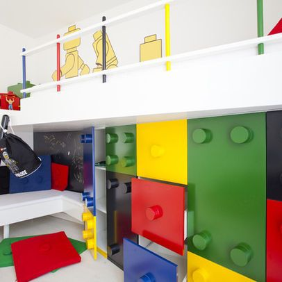 Play Room Design Ideas, Pictures, Remodel, and Decor - page 5