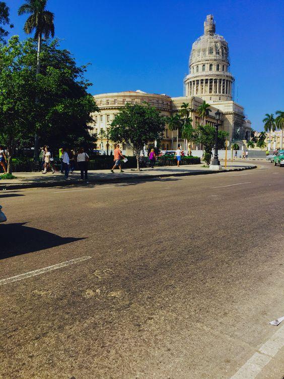 Capitolio Havana