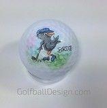 Golfball Nr. 60