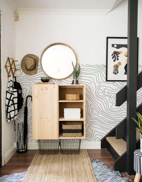 Best 15 Modern Entryway Ideas With Bench Ikea Haki I Sovety
