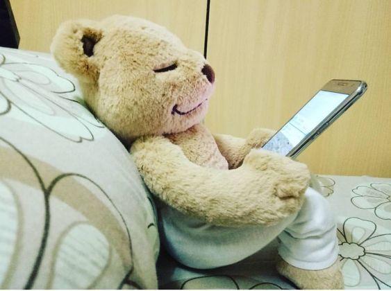 #TeddyBearandotherCuteStuffs