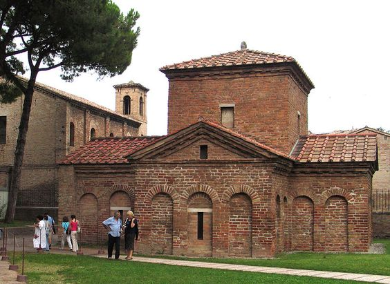 """The Mausoleum of Galla Placidia is a Roman building in Ravenna, Italy. It was listed with seven other structures in Ravenna in the World Heritage List in 1996 [1]. The UNESCO experts describe it as """"the earliest and best preserved of all mosaic monuments, and at the same time one of the most artistically perfect"""""""