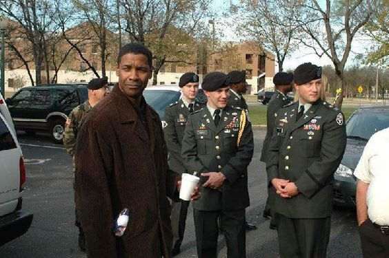 patrioticluv: Remember this next time you walk up to the ticket window of your local movie theater with ten dollars in your hand. The Media (Accidentally?) missed this one!!!! Please read this: The troops oversees would like you to send it to everybody you know. Subject: Denzel Washington, & Brooks Army Medical Center. Don't know whether you heard about this but Denzel Washington & his family visited the troops at Brook Army Medical Center , in San Antonio, Texas, (BAMC)... (READ MORE)...