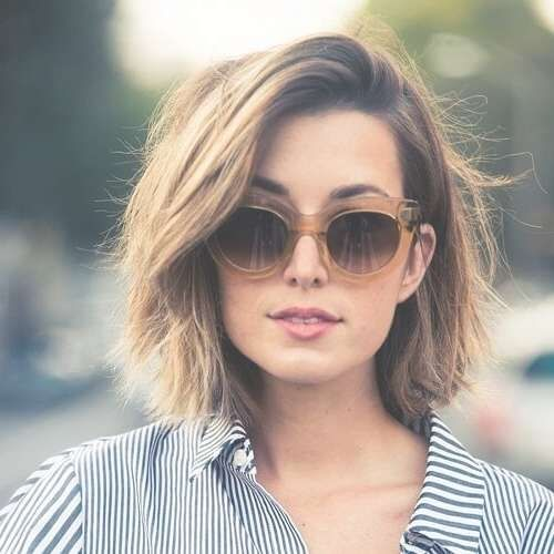 Showing Photos Of Low Maintenance Medium Hairstyles View 8 Of 25 Short Hair Styles Easy Prom Hairstyles For Short Hair Thick Hair Styles