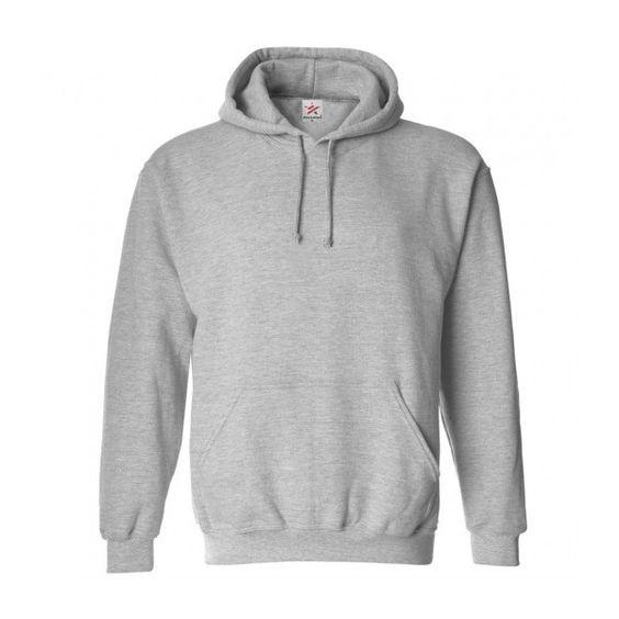 Plain Heather Grey Hoodie ❤ liked on Polyvore featuring tops, hoodies, hoodie sweatshirts, heather gray sweatshirt, heather grey sweatshirt, cotton sweat shirts and pullover hooded sweatshirt