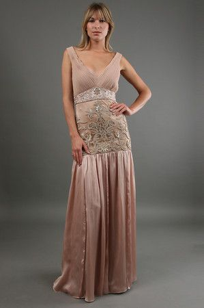 20s Style Formal Dresses Dress And Bottoms