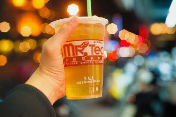Taiwan bubble tea!!!!