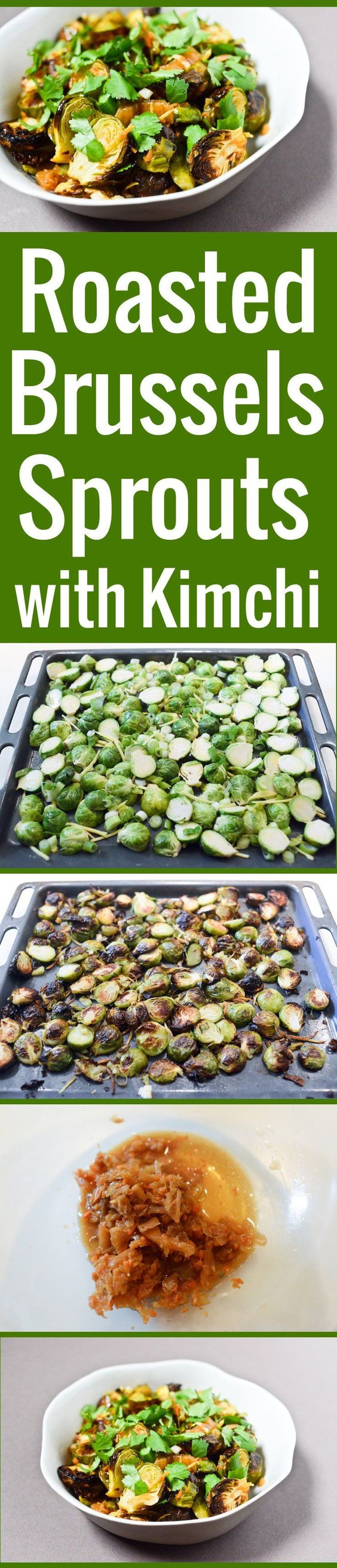 brussels sprouts brussels sprouts fresh ginger kimchi easy recipes ...