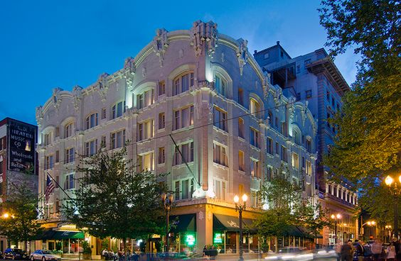 Governor Hotel Now the Sentinel: New Name, New Look - Blog by Teresa Kenney