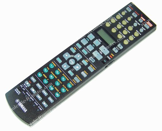 WD108500 Yamaha Remote Control