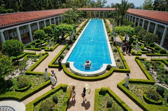 The Getty Villa | 18 Beautiful Places You Probably Didn't Know Were In Los Angeles