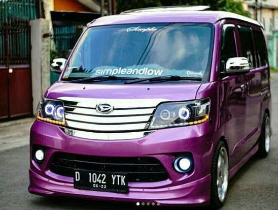 Tips Membangun Daihatsu Luxio Modif 24 Gambar Inspirasi Mobil Daihatsu Modifikasi Mobil